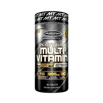 Muscletech Platinum Multi Vitamin 90 Viên