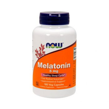 Now Melatonin 5mg 180 Viên
