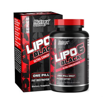 Nutrex Lipo6 Ultra Concentrate 60 Viên