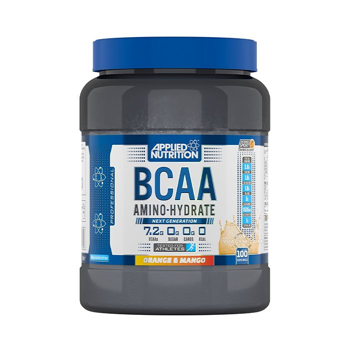 Applied Nutrition Bcaa Amino Hydrate 100 Ser 1.4kg