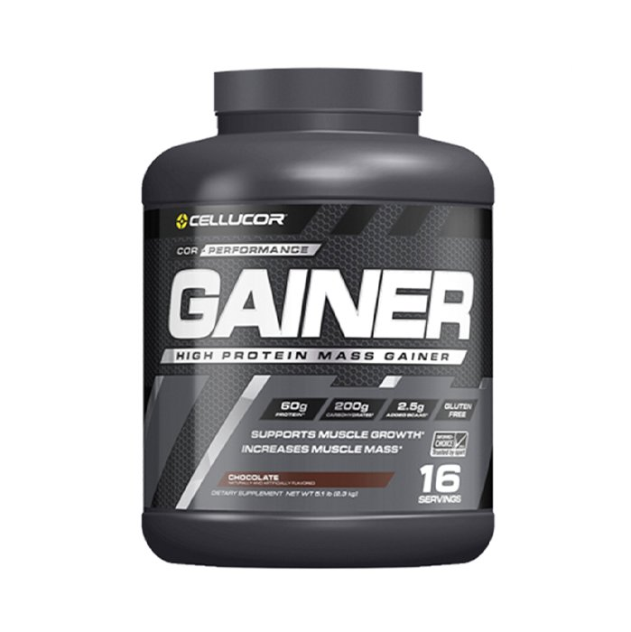 Cellucor mass gainer 5lbs 2.3kg