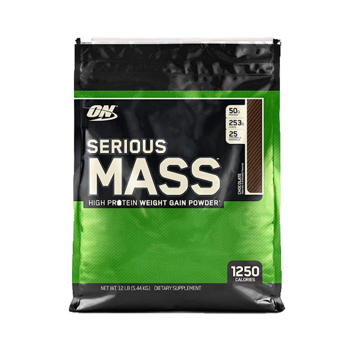 On Serious Mass 12lbs 5.4kg