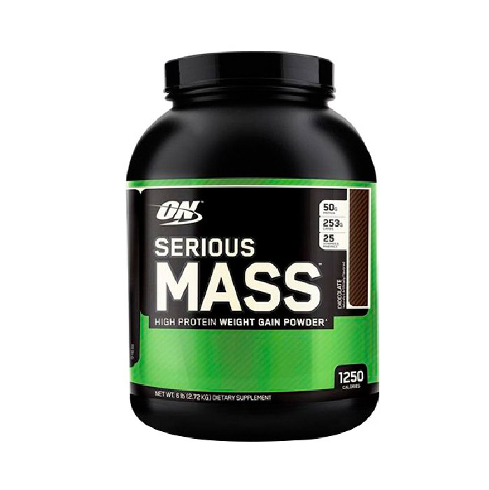 On serious mass 6lbs 2.72kg