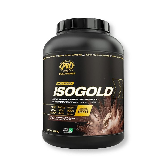 Pvl Iso Gold 5lbs (2.27kg)