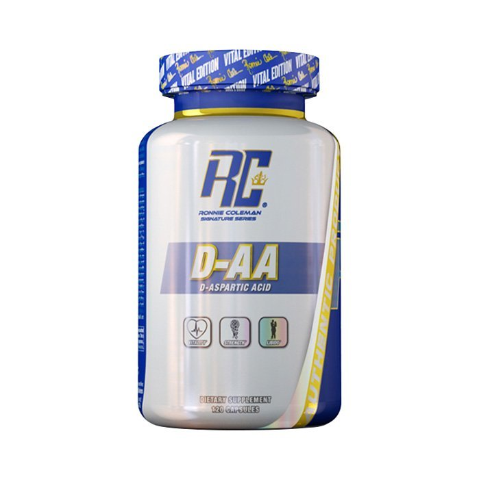 Ronnie coleman d aa testosterone