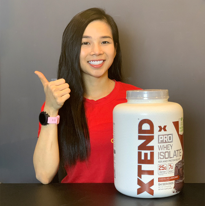 Xtend proteins 5lbs 2.3kg